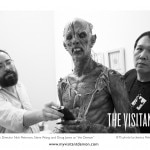 Visitant BTS 6 150x150 - Exclusive Premiere: The Visitant Starring Amy Smart and Doug Jones