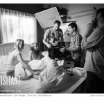 Visitant BTS 7 150x150 - Exclusive Premiere: The Visitant Starring Amy Smart and Doug Jones