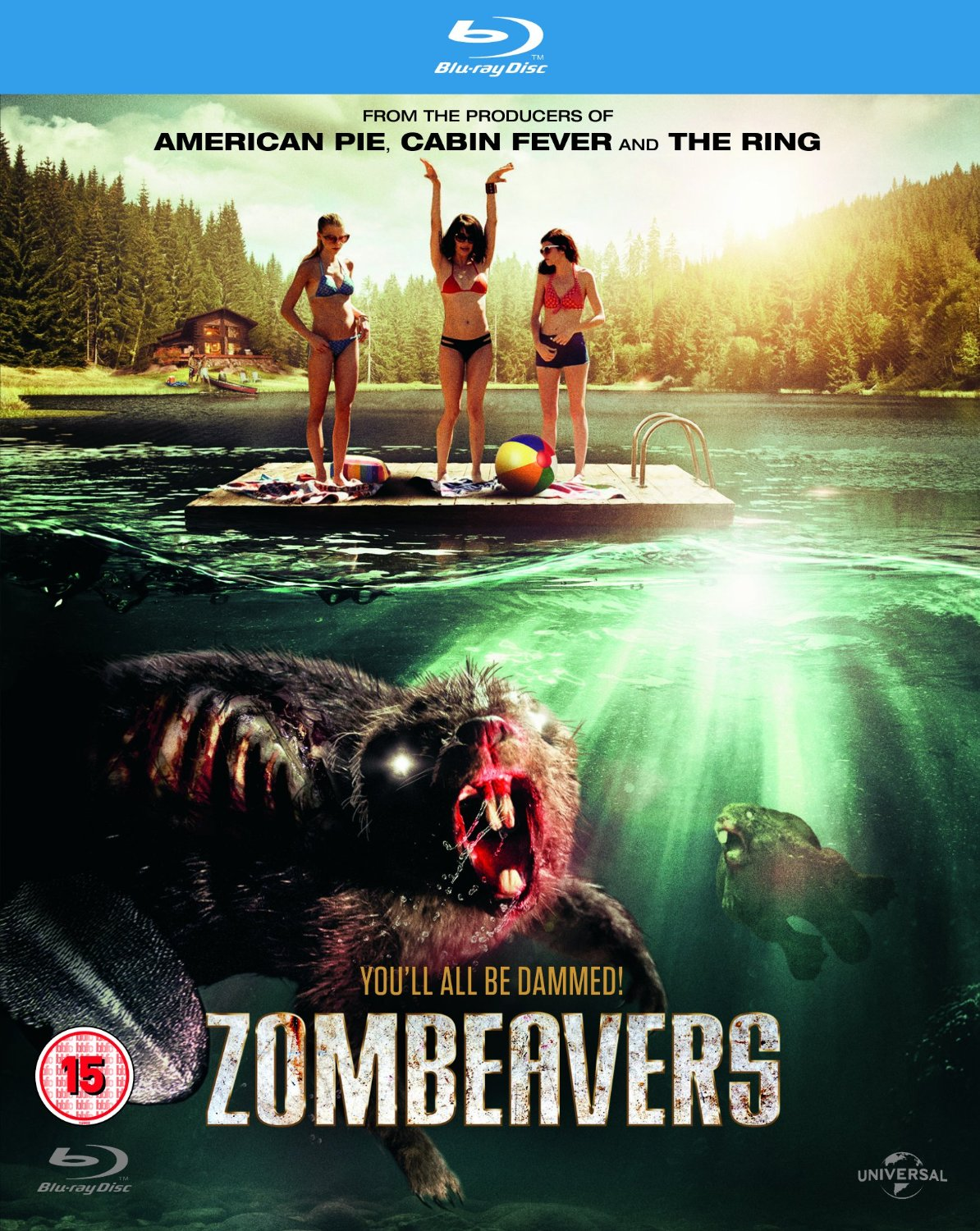Know Your Beaver With This Exclusive Zombeavers ... Zombeavers