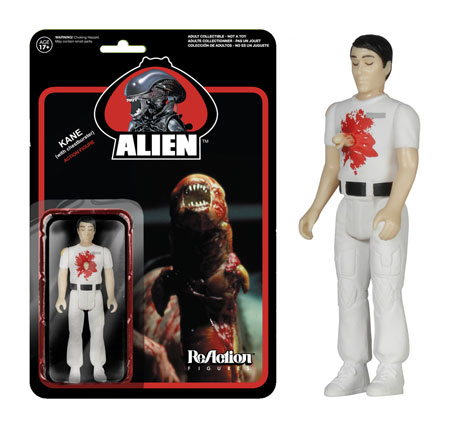 ReAction Figures: Alien Series 2