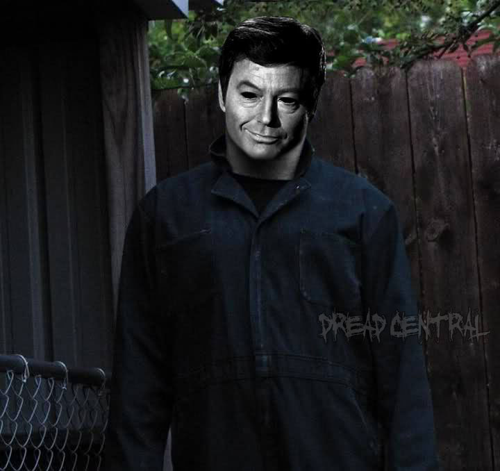 bones mccoy1 - Exclusive: What If Michael Myers Wore a Different Star Trek Mask?!