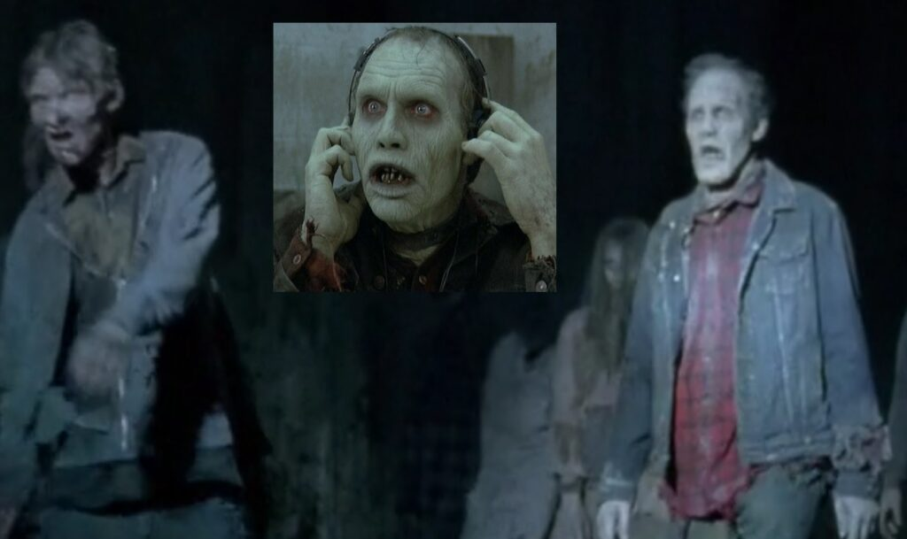 bub 1024x609 - 8 Times The Walking Dead Paid Tribute to Our Favorite Horror Movies