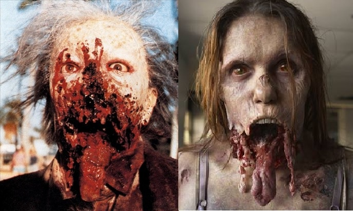 cameo1 - 8 Times The Walking Dead Paid Tribute to Our Favorite Horror Movies