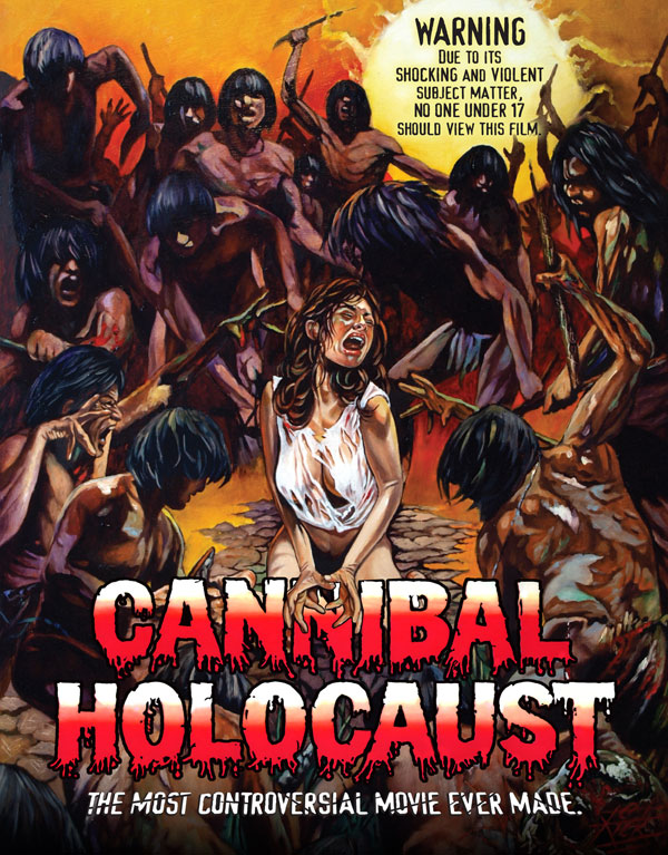 cannibal holocaust - Cannibal Holocaust to Take a Bite Out of Theatres
