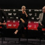 Beyond Fest Halloween Discussion w/ John Carpenter & Jamie Lee Curtis