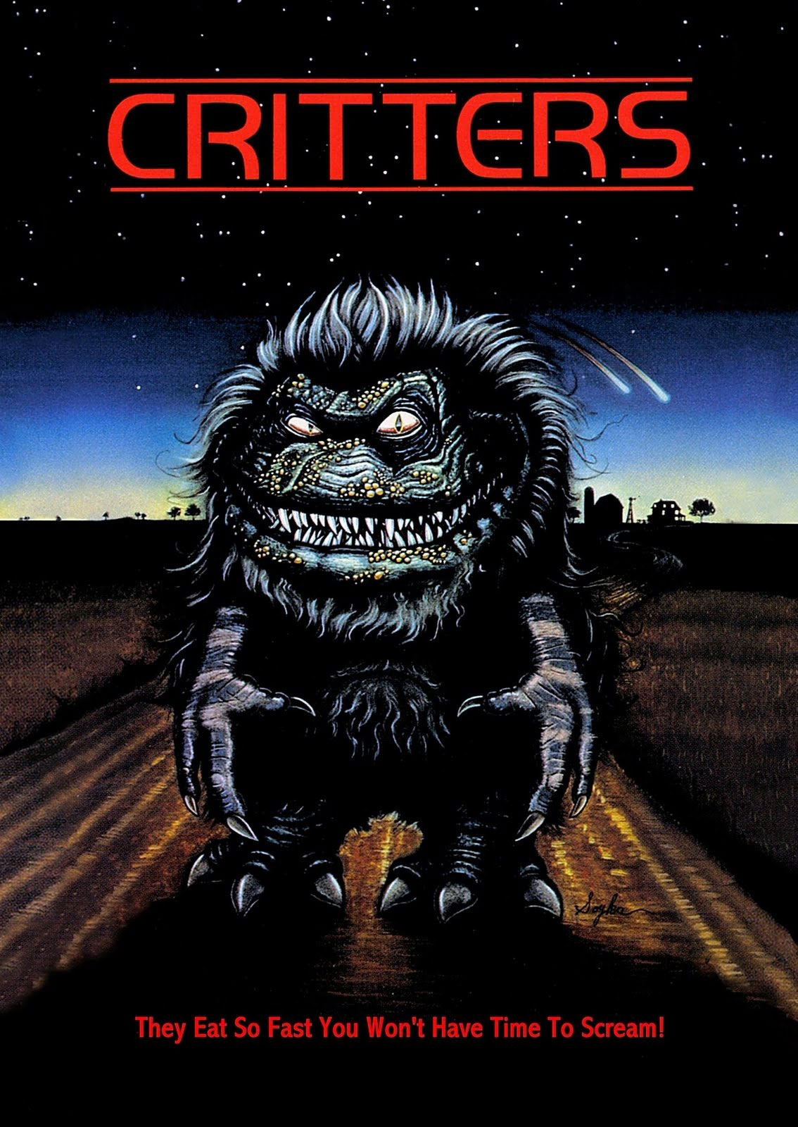 critters - Critters Ready to Bite Back