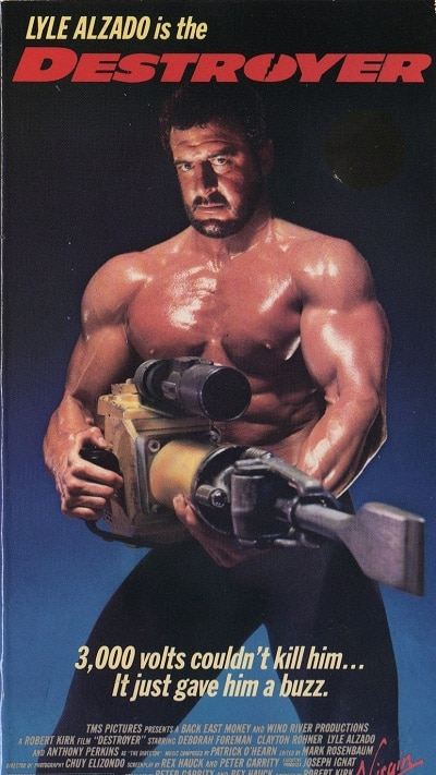Scream Factory Reviving Lyle Alzado And His Jackhammer For