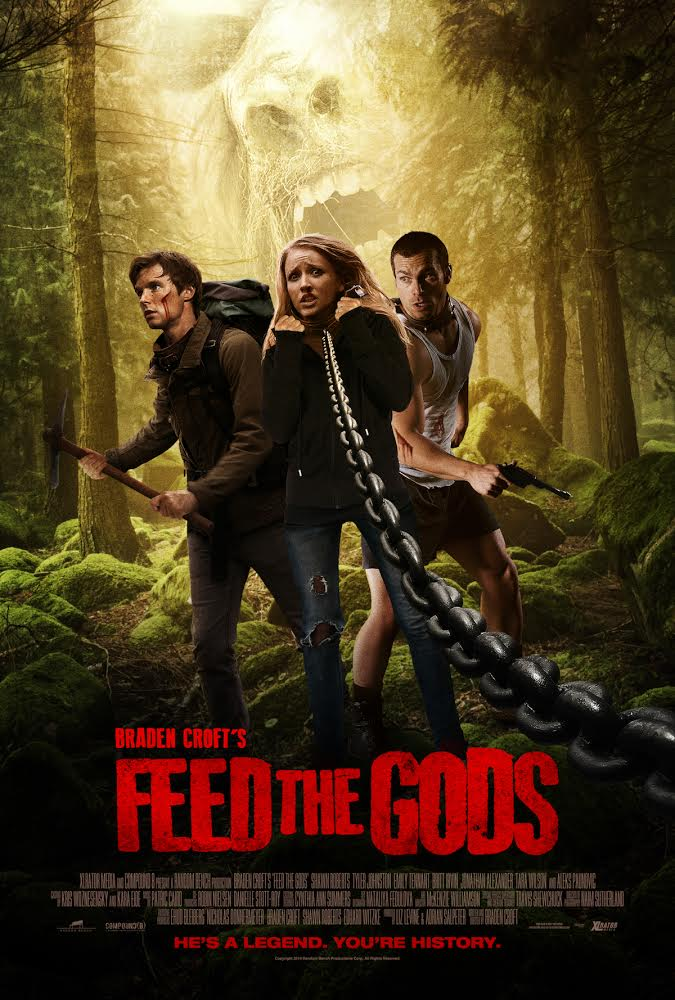 Feed the Gods These New Stills - Dread Central