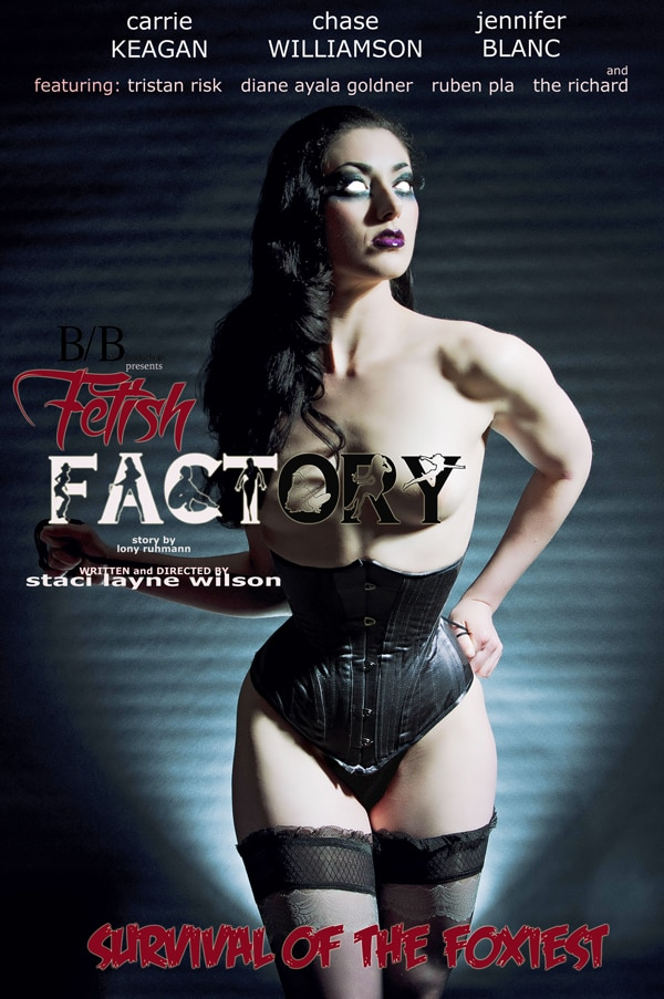 fetishfactory - See the New Official Artwork for Fetish Factory
