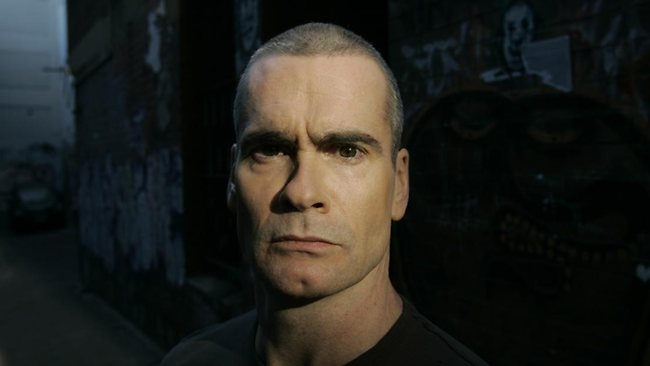 henry rollins - Henry Rollins to Prove He Never Died