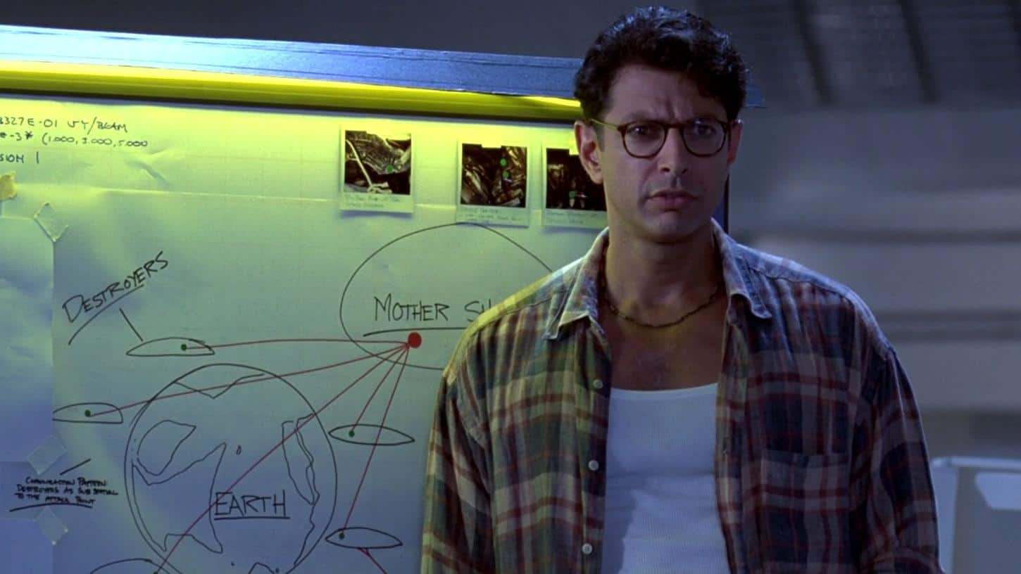 Independence Day Jeff Goldblum