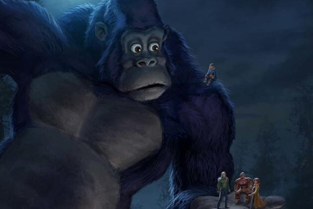 Kong - King of the Apes