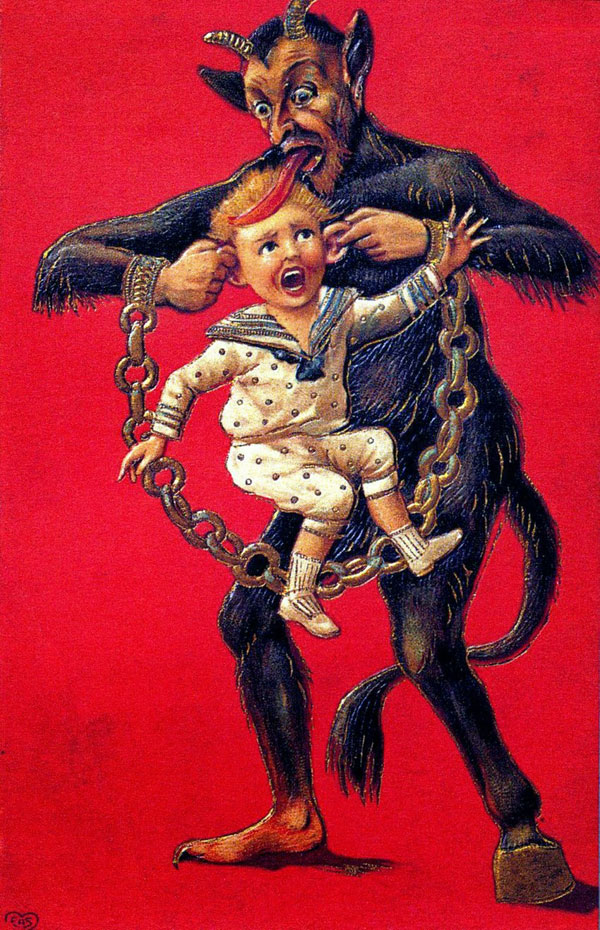 krampus - Krampus - Naughty New Victims Join the Cast