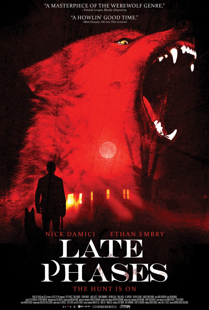 latephases poster 691x1024 - Late Phases - Go Behind the Scenes of the Werewolf Action