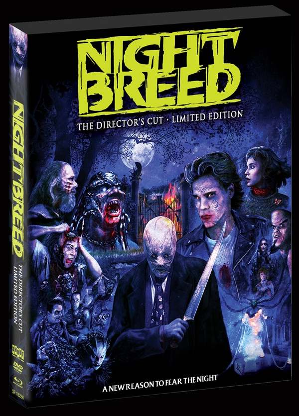 nightbreed limited edition directors cut bluray