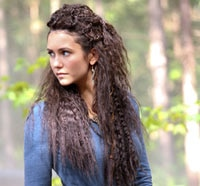 Nina Dobrev - The Originals Episode 2.05 - Red Door