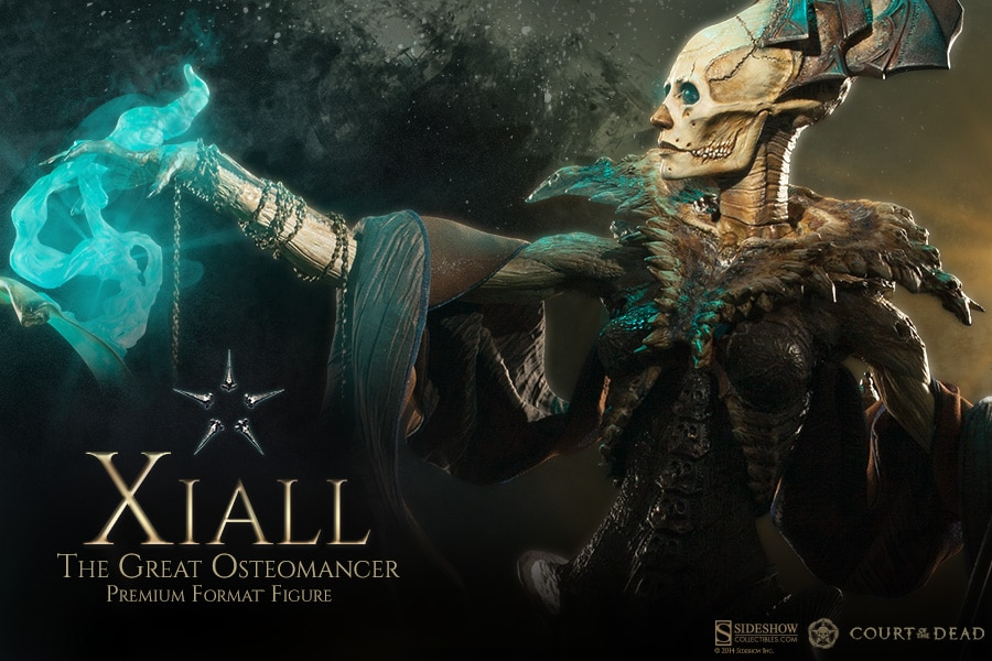 Xiall The Great Osteomancer