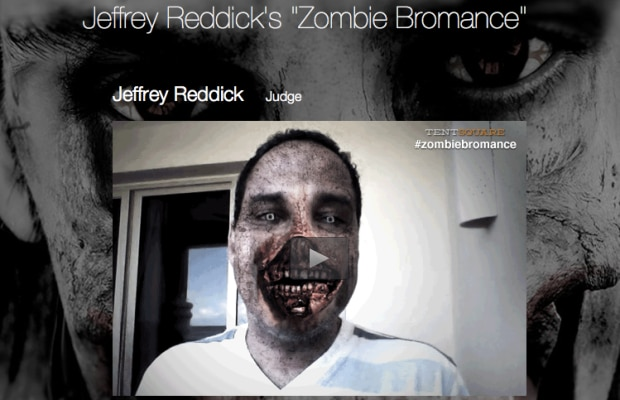 reddickphoto - Jeffrey Reddick Wants to See Your Zombie Bromance Video in a TentSquare Challenge