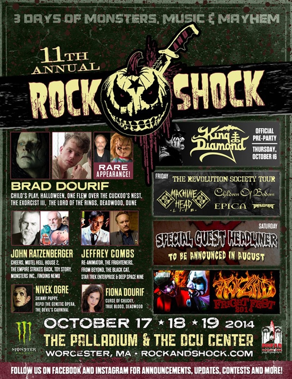 Rock and Shock 2014