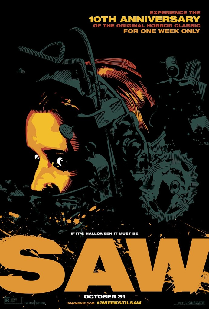saw variant 1 - See a Livestream with the Saw Cast and Crew TONIGHT