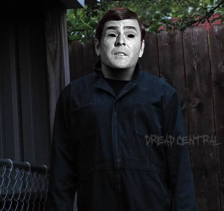 scotty1 - Exclusive: What If Michael Myers Wore a Different Star Trek Mask?!