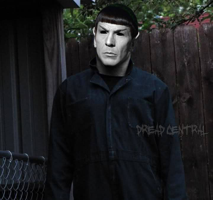 spock1 - Exclusive: What If Michael Myers Wore a Different Star Trek Mask?!