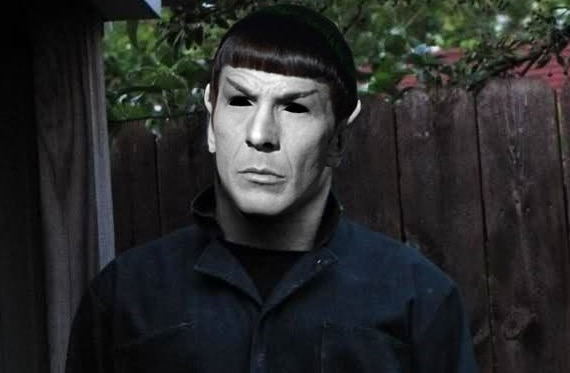 spock222 - Exclusive: What If Michael Myers Wore a Different Star Trek Mask?!