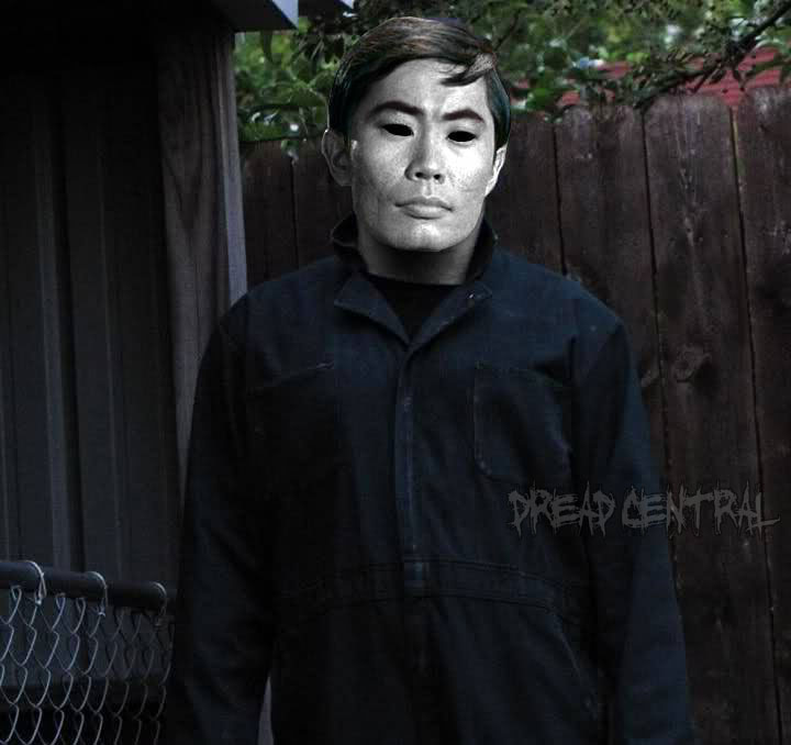 sulu1 - Exclusive: What If Michael Myers Wore a Different Star Trek Mask?!