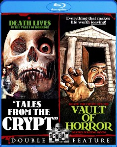 tales vault 238x300 - Tales From the Crypt / Vault of Horror (Blu-ray)