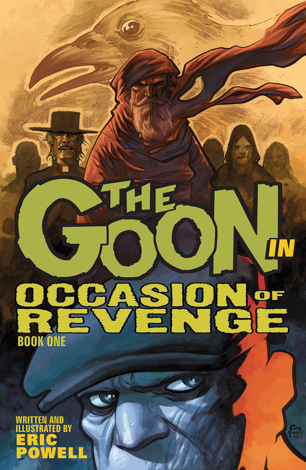 Eric Powell's The Goon: Occasion of Revenge