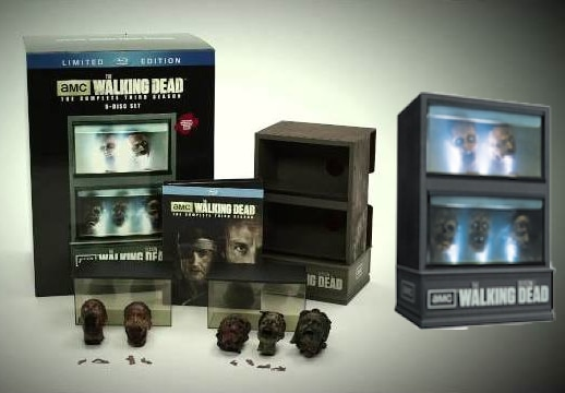 walkingdeads3 0 - 2014 Reaper Awards Winners Announced; The Walking Dead: The Complete Third Season Named Title of the Year