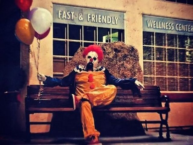 Wasco Clown