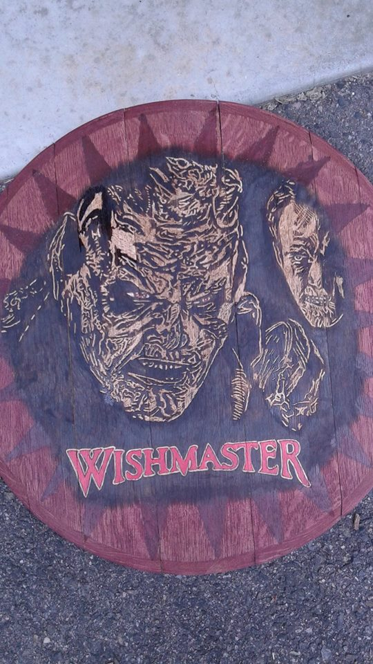 wishmasterbrew - Andrew Divoff Talks Djinn HellaBrew, Rock and Shock, and Raising Money for Smile Train