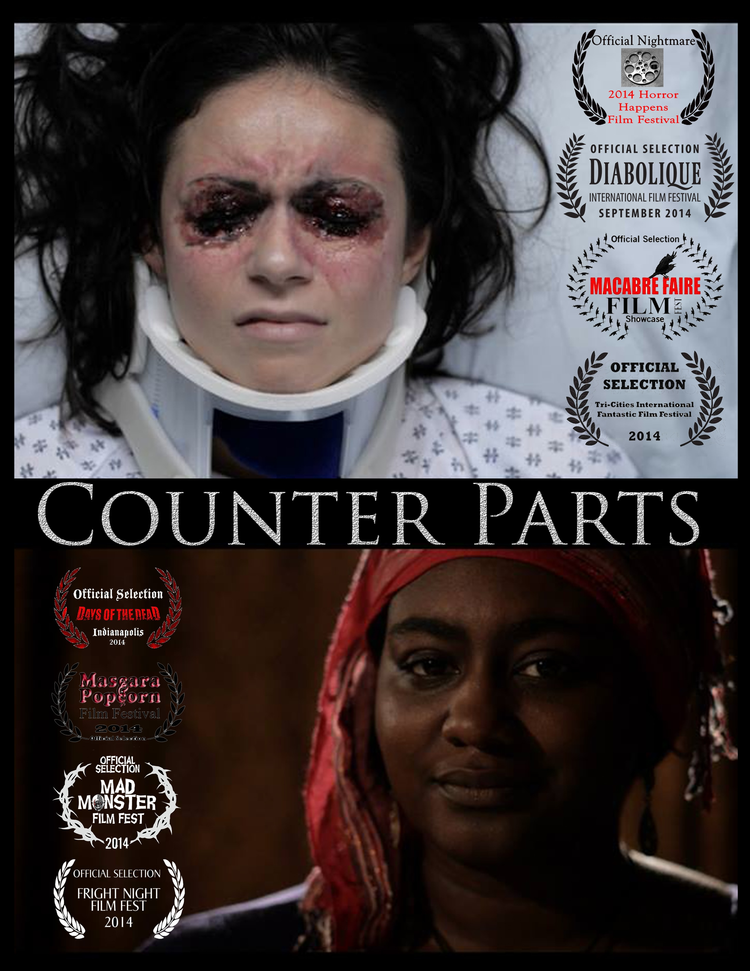 Counter Parts new2 - See Patrick Rea's Counter Parts Short Film Right Here Right Now!
