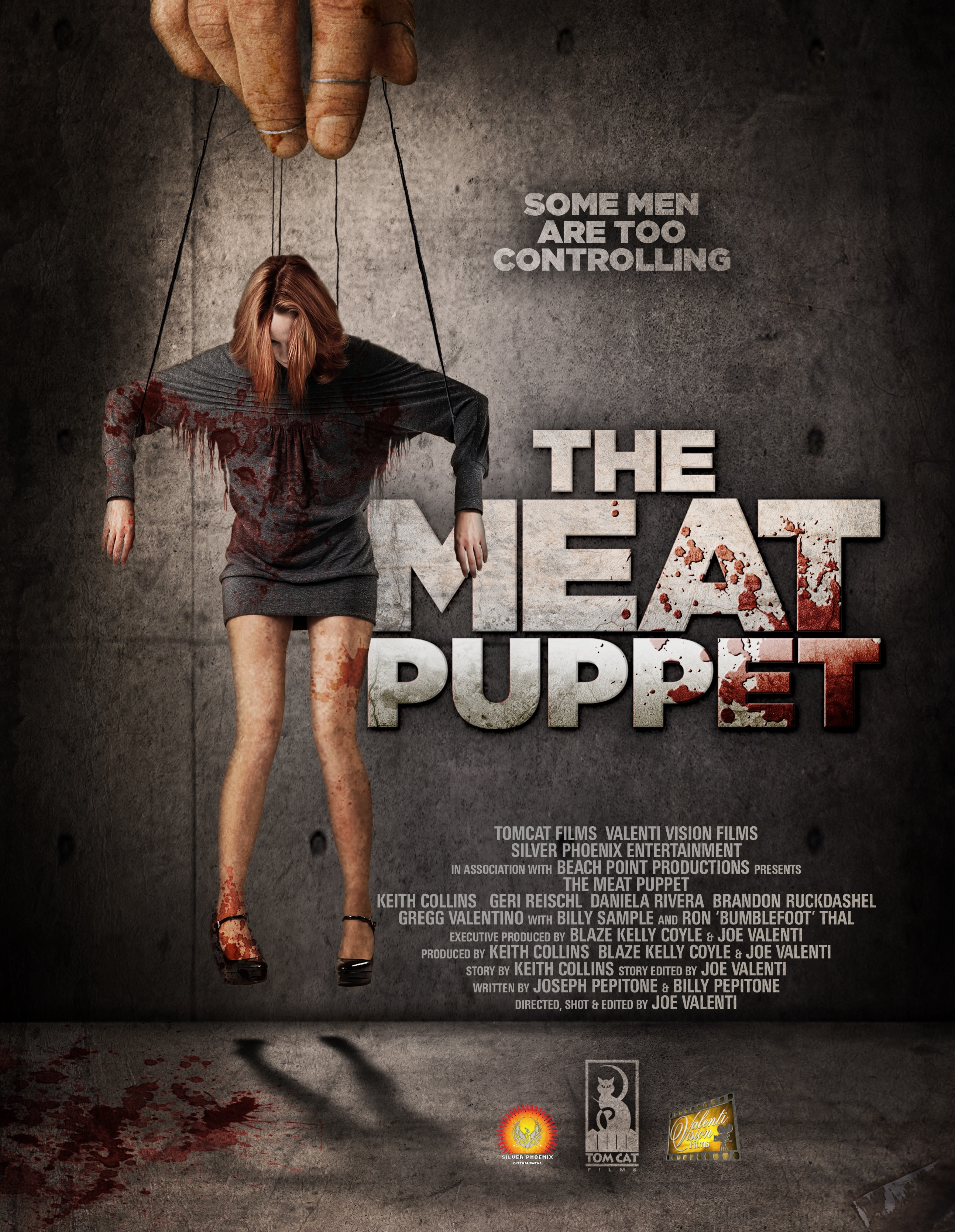The Meat Puppet - New Trailer and Artwork