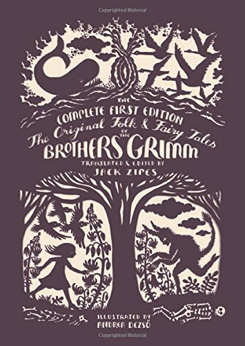 brothersgrimm - English Translation of the First Edition of the Grimm Brothers' Fairy Tales Now Available