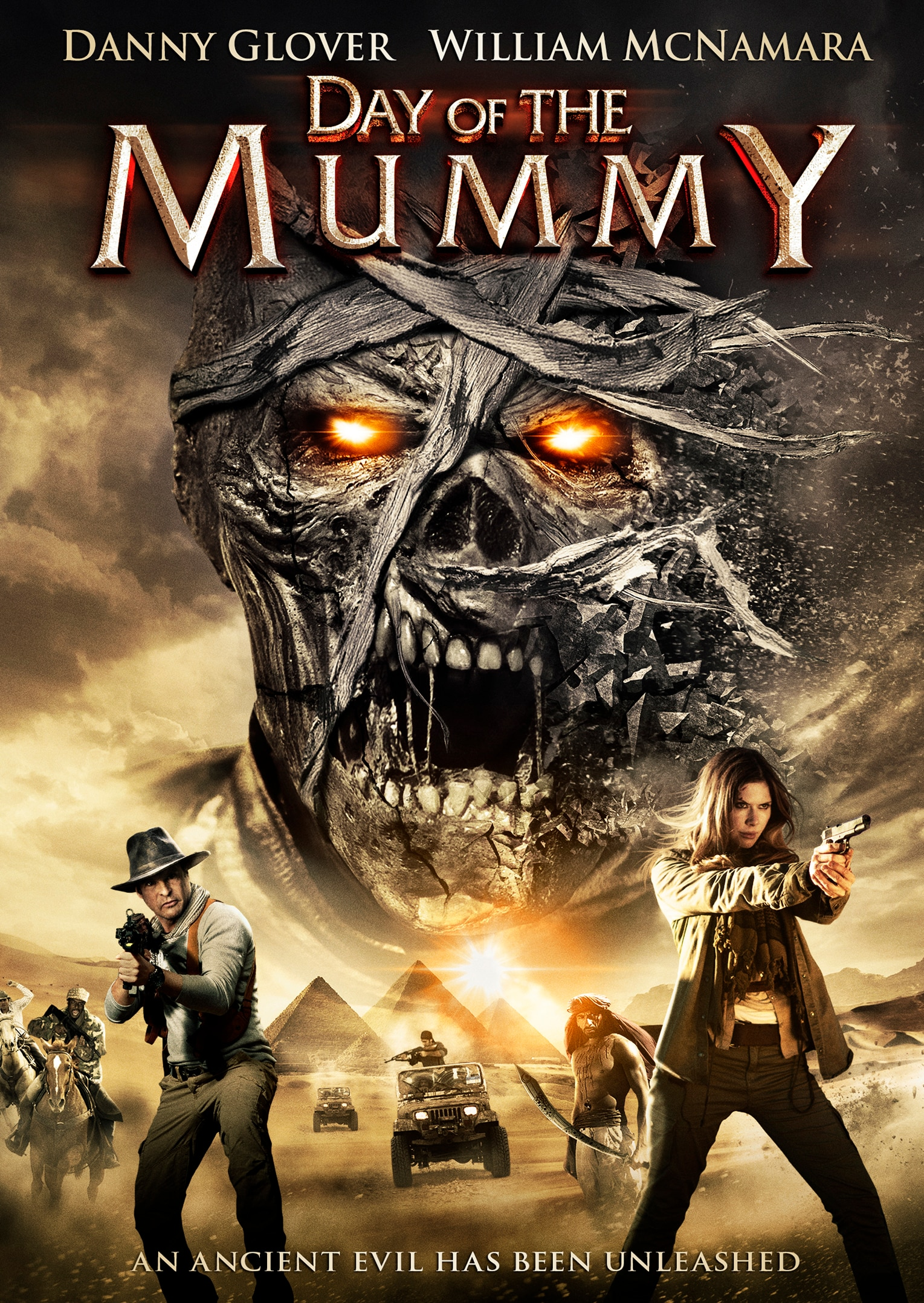 day of the mummy - Day of the Mummy Dawns in December