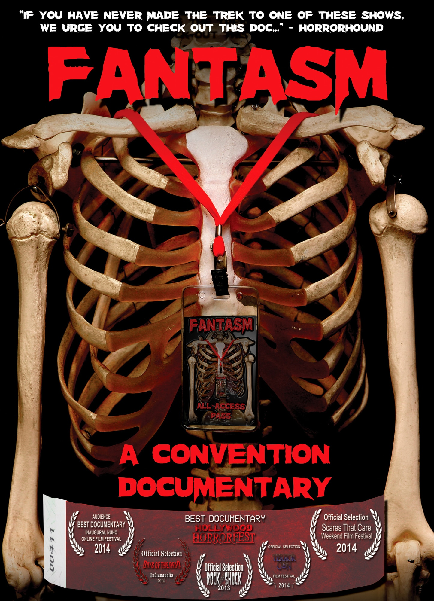 Fantasm Horror Documentary Hitting DVD November 11th