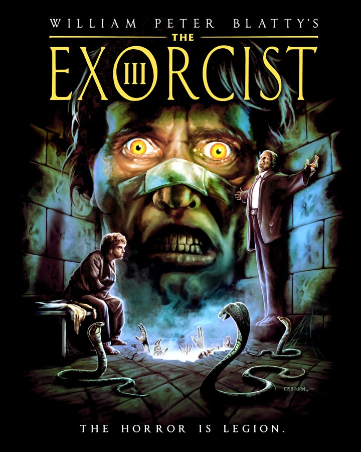 Fright-Rags Unveils Four New The Exorcist III T-Shirt