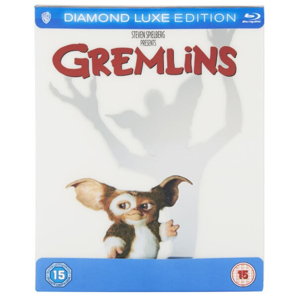 gremlins - UK Readers: Win the Gremlins Diamond Luxe Edition on Blu-ray!