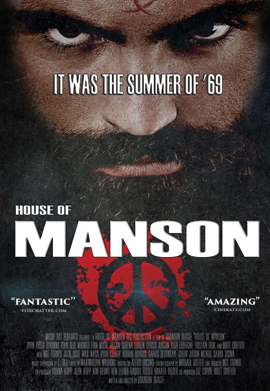house of manson - The House of Manson Opens at AFM 2014; New Artwork