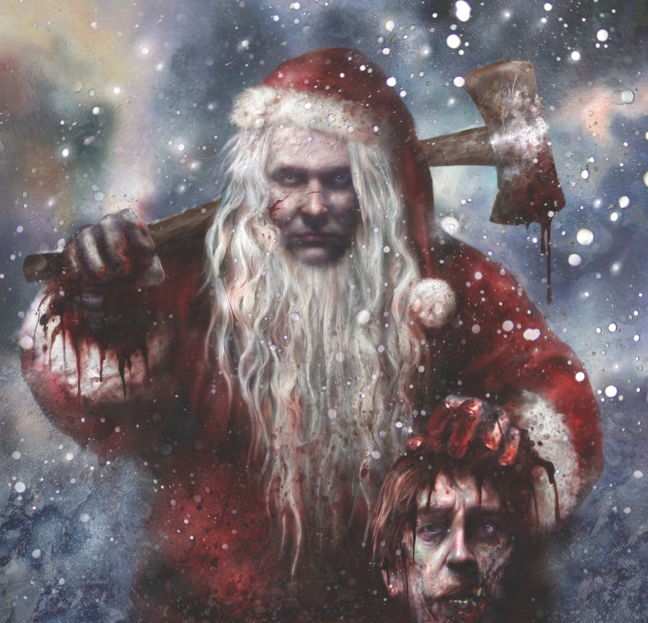 sndn - Exclusive: Death Waltz Recording Co. Releasing 30th Anniversary Silent Night, Deadly Night Vinyl Soundtrack