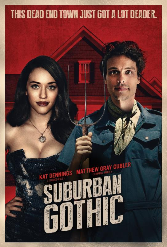 Suburban Gothic full movie (2014)