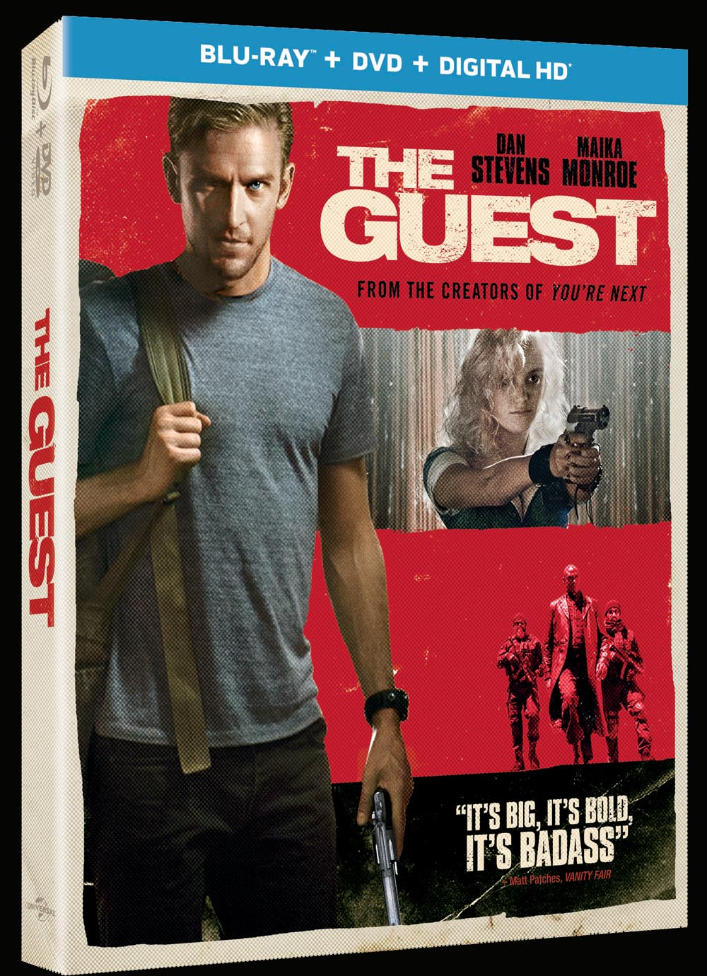 The Guest Blu-ray