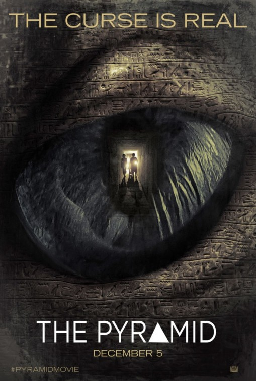 the pyramid 2 - Today on VOD - Monsters: Dark Continent and The Pyramid