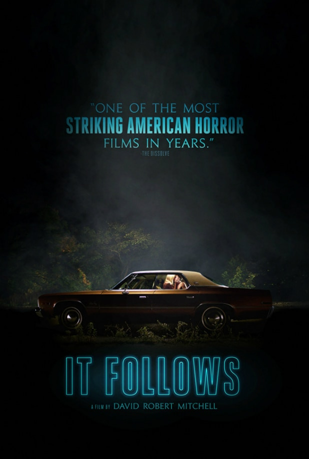 It Follows poster - It Follows These UK TV Spots