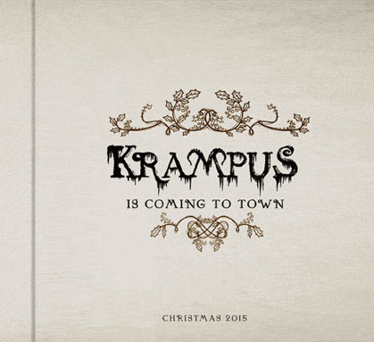 KRAMPUS - Mike Dougherty and Legendary Spread Some Christmas Fear
