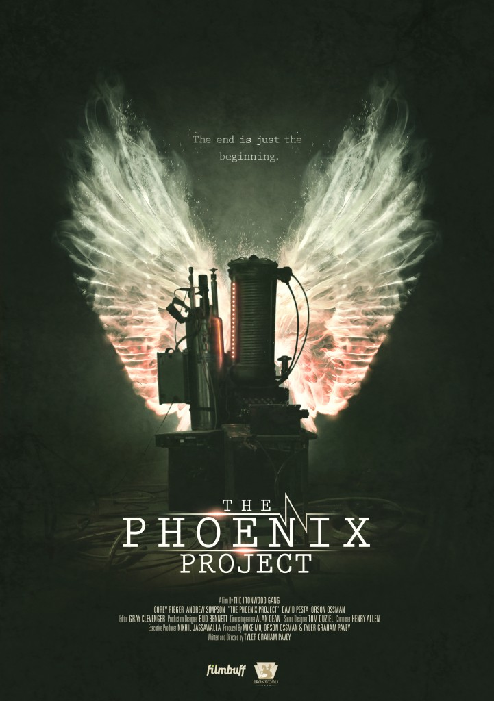 PhoenixProject theatrical poster 721x1024 - The Phoenix Project - Two Clips Rise!