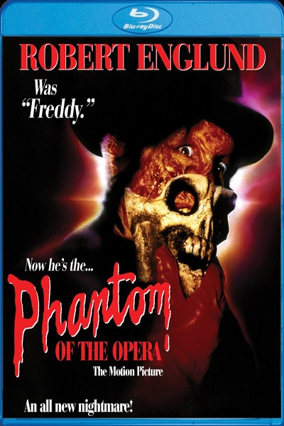 The Phantom Of The Opera - Phantom of the Opera (Blu-ray)
