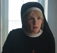 ahs410s - Lily Rabe Returns in these Images from American Horror Story: Freak Show Episode 4.10 - Orphans